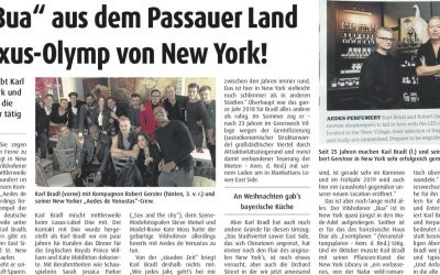 Niederbayern goes New York